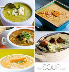 I love vegan soup