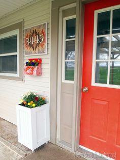 the doors, front doors, front door colors, front porches