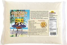 Aloha Nu Coconut Flour: Author Denene Wallace's favorite