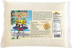 Aloha Nu Coconut Flour: Author Denene Wallace's favorite