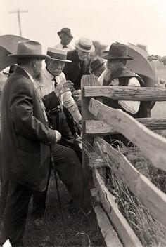 Civil War #Veterans at Gettysburg Reunion: G.A.R. & U.C.V. 1913