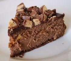 Chocolate Peanut Butter Cheesecake