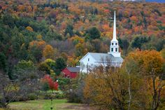 Best Foliage Drive in New England?