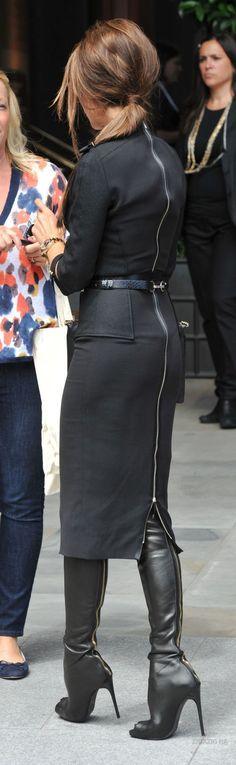 black zippers
