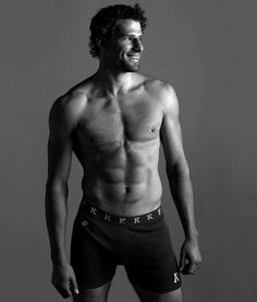Remind me to start watching the NHL - who knew there were so many #HockeyHotties #HunkDay #AlexSawyerBennett