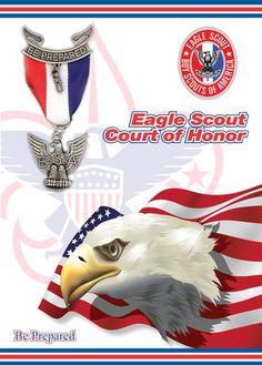 Eagle program cover idea