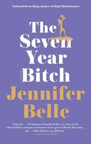 Now here's a cool book trailer, that's not a trailer. It's for Jennifer Belle's novel The Seven Year Bitch. It simply features various women reading the book and loving it — laughing and laughing and laughing. Doesn't this make you want to read Jennifer's novel as well?
