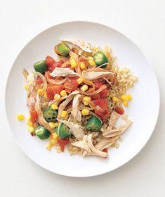 Cajun Chicken and Rice Recipe