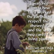 the bravery of tony in bless me ultima by rudolfo anaya Use our free chapter-by-chapter summary and analysis of bless me, ultima it helps middle and high school students understand rudolfo anaya's literary masterpiece.