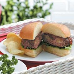 StufZ Presents: Out-of-the-Ordinary Stuffed Burgers