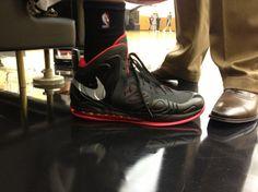 LaMarcus Aldridge's Nike Hyperposites