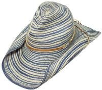 Striped Rustic hat from San Francisco Hat Company