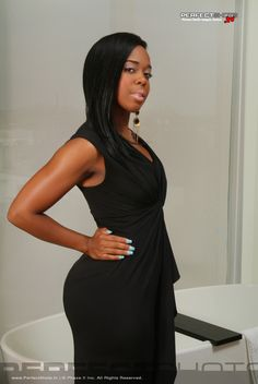 Ayisha Cottontail Black is Beautiful