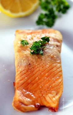 Baked Salmon Recipe - Cooking | Add a Pinch