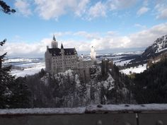 "Neuschwanstein castle - the ""real"" disney castle"