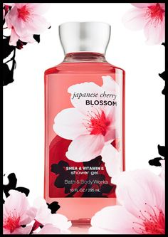 Suds up with this exotic fragrance & a skin-nourishing lather! #JapaneseCherryBlossom