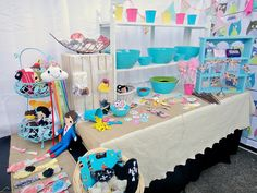Newest booth set up for Lillianna Marie Designs | Flickr - Photo Sharing!