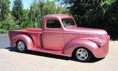 chevy trucks, pink truck, car rides, 1941 chevi, pink cars
