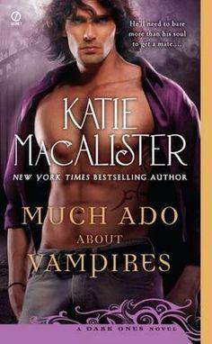 Much Ado about Vampires (Dark Ones Series #9)