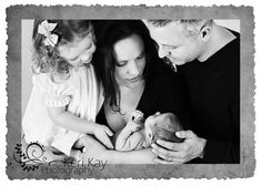 Nothing like family..  Photography~ newborn and children