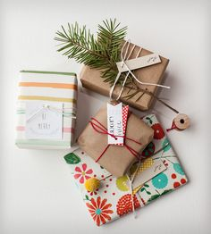 Holiday Gift Tag Assortment