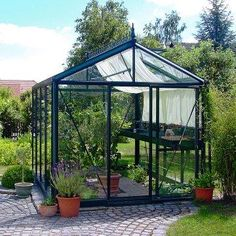 Victorian Greenhouse Kit
