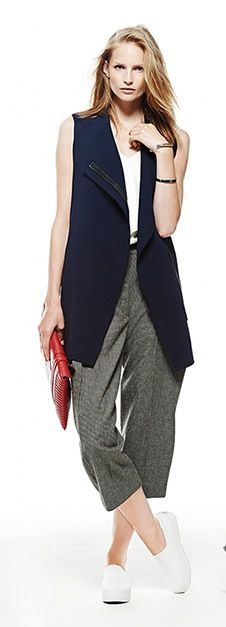 5 #FallTrends to Try Now: The New Tailored fall fashion, fashion inspir