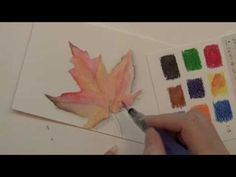 I'm a wanna be not even close to being an artist, but this is such a neat video on traveling with watercolors in the most minimal way,  AND some tips I can pick up as a beginner