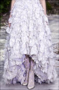 Chanel Couture S/S 2013