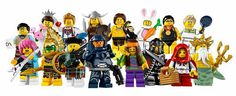 Lego Minifigures Series 7  Get them @ Five Below