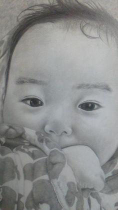 知り合いの赤ちゃん