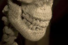 knitted skeleton