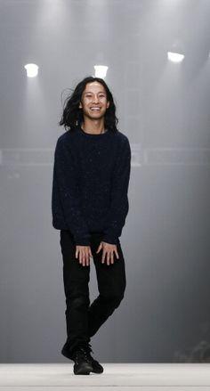 Alexander Wang - Runway - Fall 2013 Mercedes-Benz Fashion Week