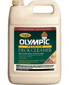 Olympic® Premium Deck Cleaner
