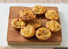 Recipes For Leftover Ham cup, ham, breakfast menu, breakfast muffins, mini muffins, christmas morning, brunch recipes, christmas brunch, christmas breakfast
