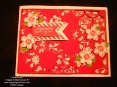 Tips for using hexagon hive thinlits