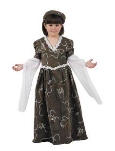 Disfraz de Doña Jimena #medieval