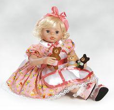 doll cloth, hello dolli, three bear, galleri, doll shop