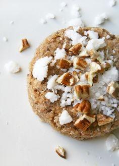 Banana Bread Quinoa Flake Bake - Gluten Free / Vegan