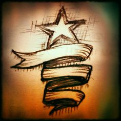 Today's doodle… top #star