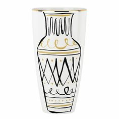 Daisy Place Chinoiserie Vase