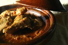 #WeekdaySupper Chicken Tajine with Tomato and Onion Jam