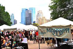 Mississippi Picnic in the Park - New York, NY
