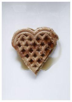 Heart-Healthy Waffles