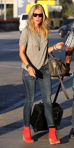 BRIGHT BOOTIES photo | Gwyneth Paltrow