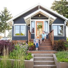 Small Portland home with curb appeal