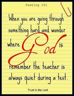 food for thought, word of wisdom, amen, remember this, test, gods will, teacher, quot, true stories