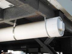 Storage under camper (for fishing poles?)   adventureideaz.comadventureideaz.com