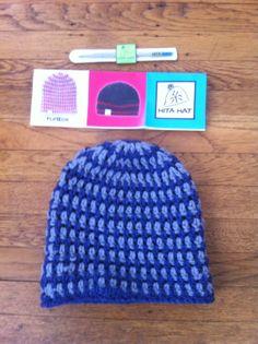 #Crochet Hat Pattern Review and Adriafil Yarn Haul