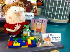 Sunny Days in Second Grade: More Storybook Pumpkins!